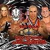 Kurt Angle, Chris Benoit, Adam Copeland, and Rey Mysterio in WWE No Mercy (2002)