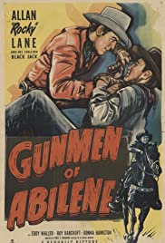 Gunmen of Abilene Poster