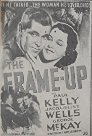 The Frame-Up Poster