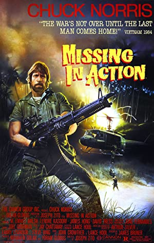 Poster Braddock - Missing in Action