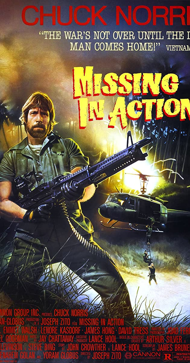 missing in action 1984 imdb