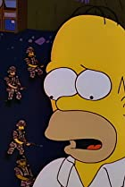 Image of The Simpsons: You Only Move Twice