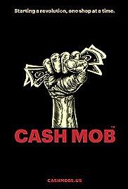 Cash Mob Poster