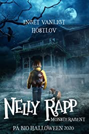 Nelly Rapp: Monster Agent (2020) poster