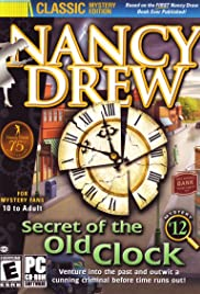 Nancy Drew: Secret of the Old Clock Poster