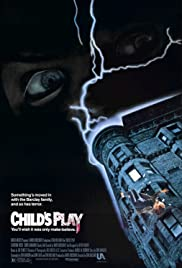 Child's Play (1988) Poster - Movie Forum, Cast, Reviews