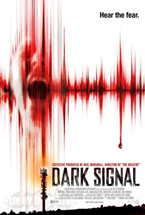 Dark Signal (2016) poster