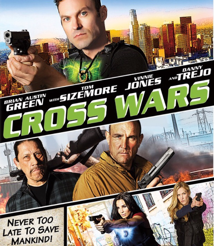 Cross Wars 2017 DVDRip 500MB