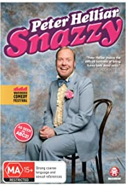 Peter Helliar: Snazzy Poster