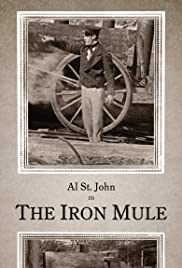 The Iron Mule Poster