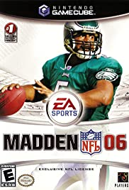 Madden NFL 2006 (2005) Poster - Movie Forum, Cast, Reviews