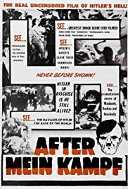 After Mein Kampf?: The Story of Adolph Hitler Poster