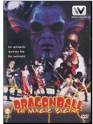 ver Dragon Ball La magia comienza