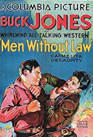Men Without Law Poster