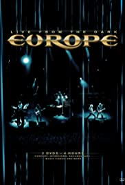 Europe: Live from the Dark Poster