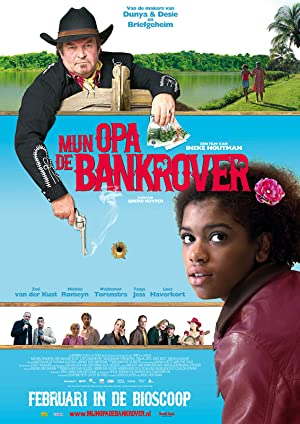 My Granpa, the Bankrobber poster