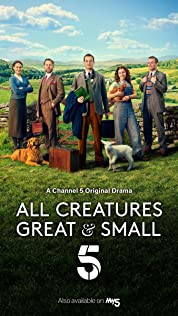 All Creatures Great and Small - Season 1 (2020) poster