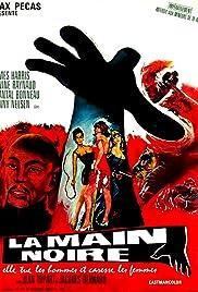La main noire Poster