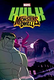 Hulk: Where Monsters Dwell (2016) Poster - Movie Forum, Cast, Reviews