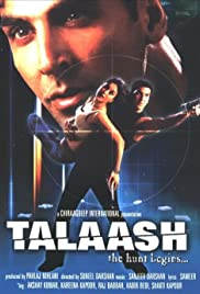 Talaash: The Hunt Begins... (2003) Poster - Movie Forum, Cast, Reviews