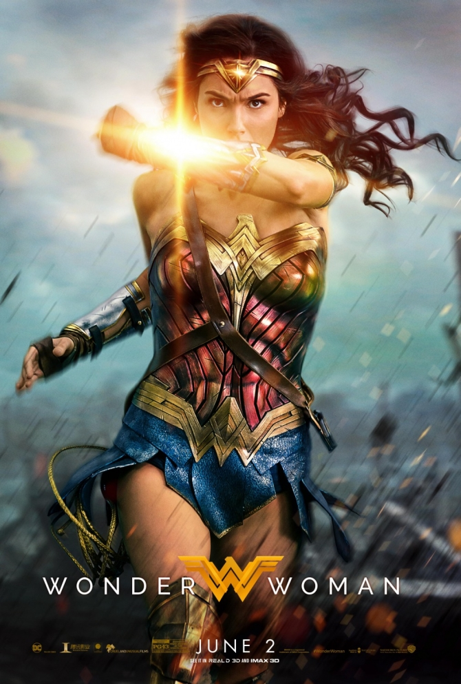 Wonder Woman (2017), Online Subtitrat in Romana