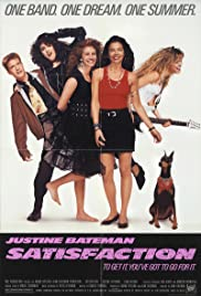 Satisfaction (1988) Poster - Movie Forum, Cast, Reviews