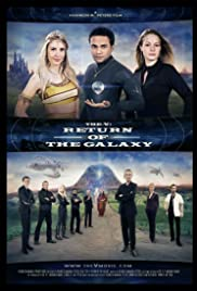 The V: Return of the Galaxy Poster