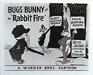 Rabbit Fire poster