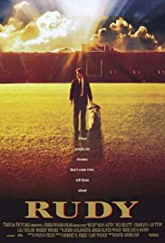 Rudy (1993) Poster - Movie Forum, Cast, Reviews