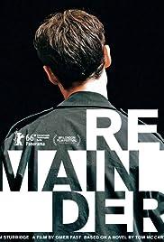 Remainder Poster