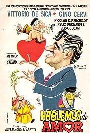 Amore e chiacchiere (Salviamo il panorama) Poster
