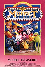 Muppet Video: Muppet Treasures Poster