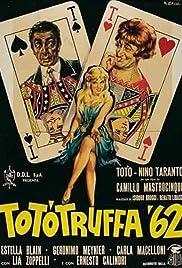 Totòtruffa '62 Poster