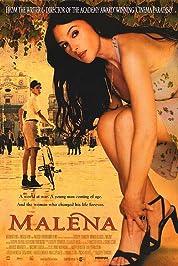 Malena (2000) poster