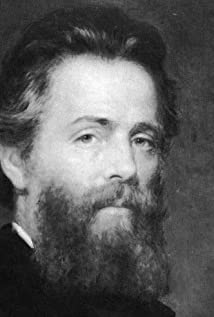 Herman Melville Picture