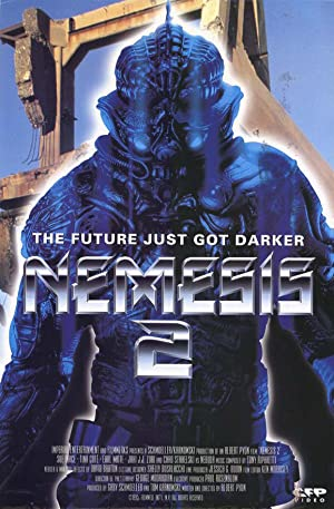 Nemesis 2: Nebula poster
