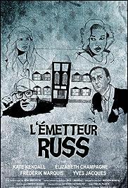 L'Émetteur Russ Poster