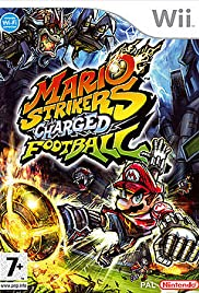 Mario Strikers Charged Poster