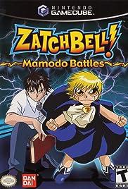 Zatch Bell!: Mamodo Battles Poster