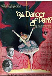 The Dancer of Paris Poster