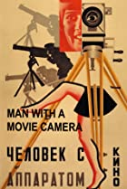 Image of Man with a Movie Camera
