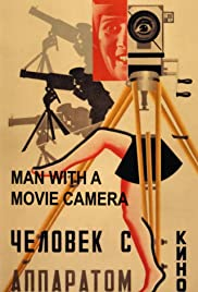 Man with a Movie Camera (1929) - IMDb