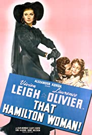 That Hamilton Woman (1941) Poster - Movie Forum, Cast, Reviews