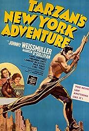 Tarzan's New York Adventure(1942) Poster - Movie Forum, Cast, Reviews