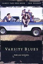 Varsity Blues Poster