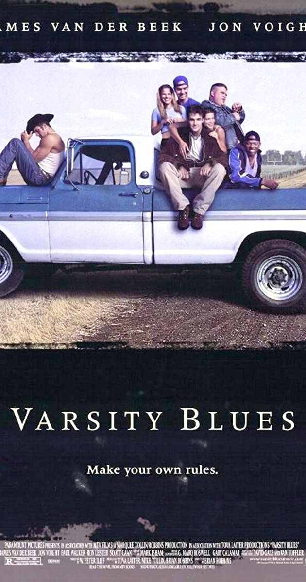 Universiteto komanda / Varsity Blues (1999) Online