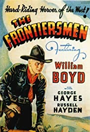 The Frontiersmen Poster