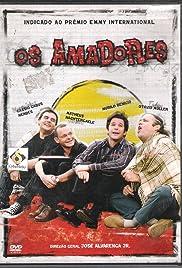 Os Amadores Poster