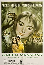 Green Mansions (1959) Poster - Movie Forum, Cast, Reviews