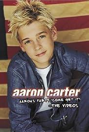 Aaron Carter: Aaron's Party (Come Get It) Poster